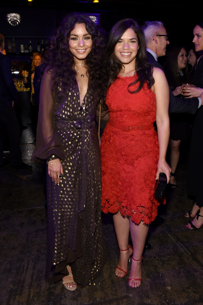 Vanessa Hudgens and America Ferrera