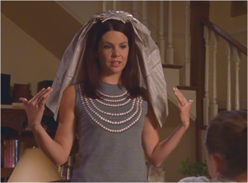 Gilmore Girls 2.02 Lorelai