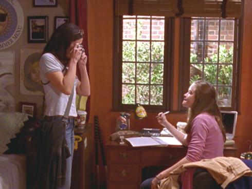Gilmore Girls 2.04 Harvard