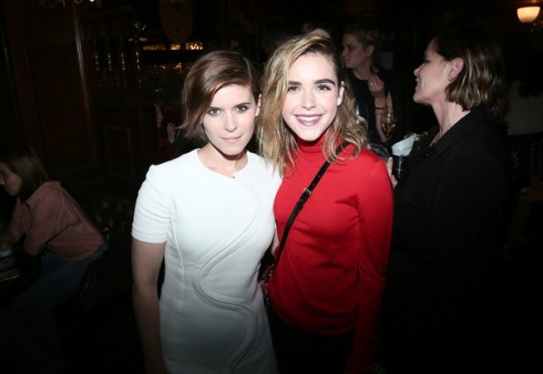 Kiernan Shipka and Kate Mara