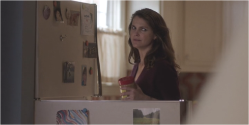 The Americans 4.12 Elizabeth fridge
