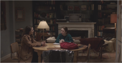 The Americans 4.13 kitchen table