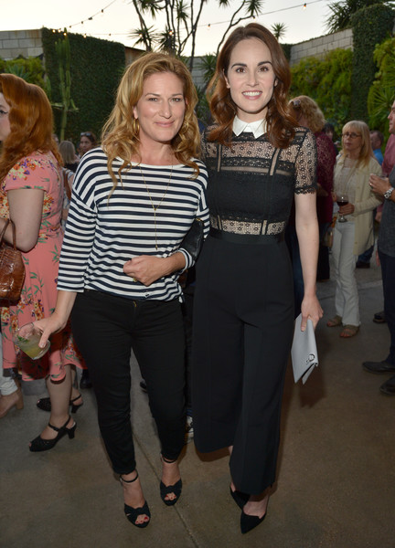 Michelle Dockery and Ana Gasteyer