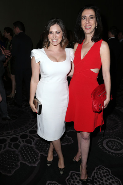 Rachel Bloom and Aline Brosh McKenna