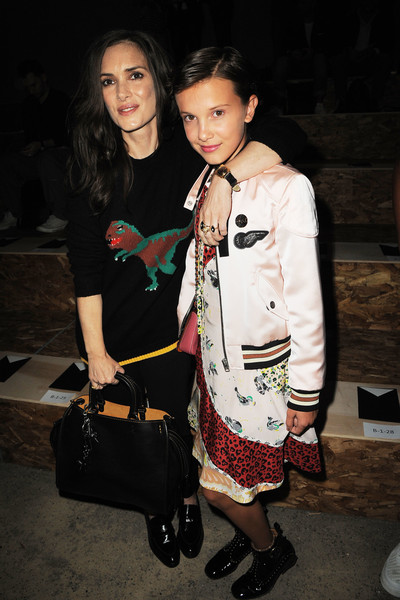 winona-ryder-and-millie-bobby-brown