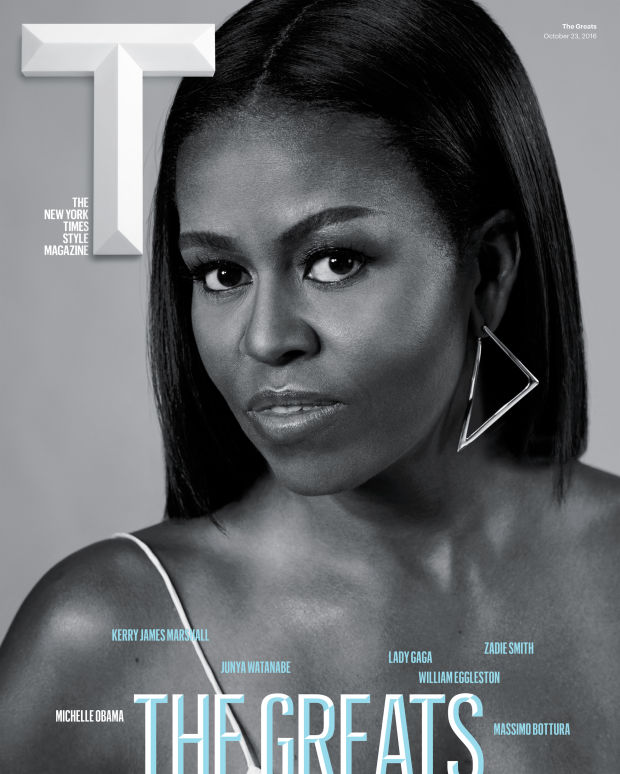 Michelle obama shaved pussy