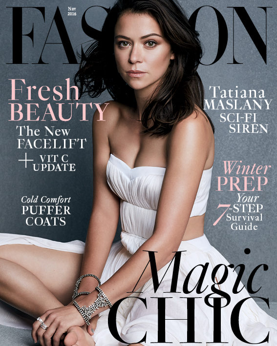 Fashion Magazine Covers Without Word