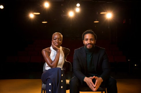 danai-gurira-and-andre-holland