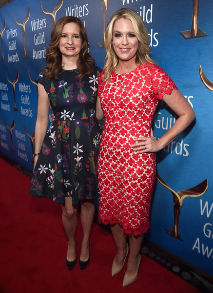 jessica-st-clair-and-lennon-parham-wga